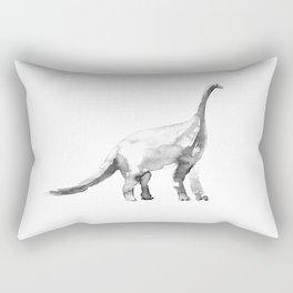 Diplodocus. Rectangular Pillow