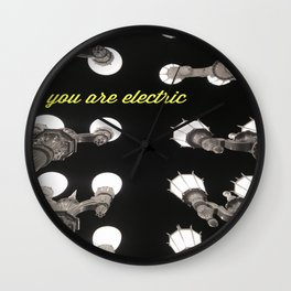 Get Electric Wall Clock