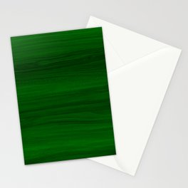 Green Wood Stationery Cards