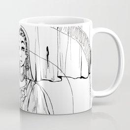 Saree Coffee Mug
