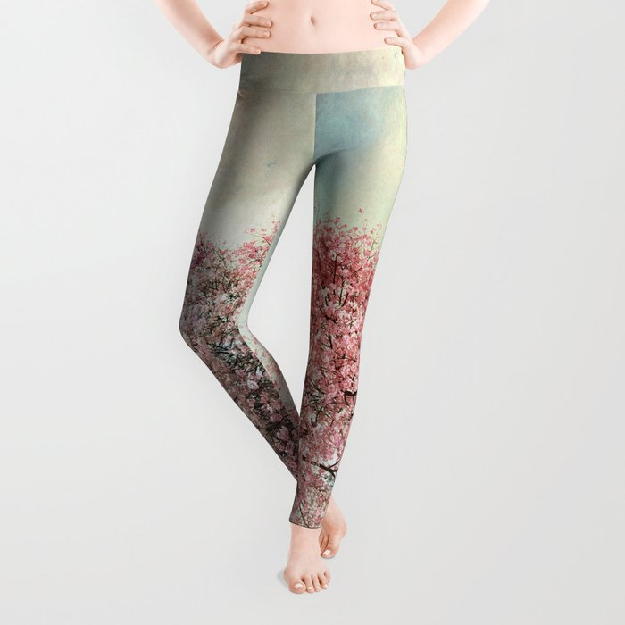 Sakura Leggings