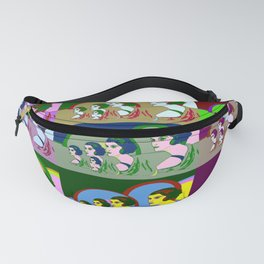 repeated Fanny Pack