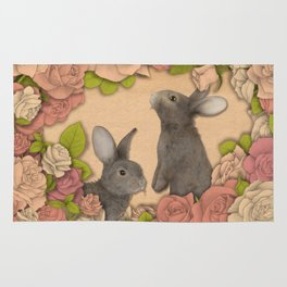 Rosie Rabbits Rug
