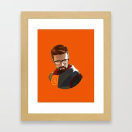 Freeman you fool! Framed Art Print