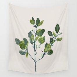 Eucalyptus Branch Wall Tapestry