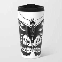 Butterfly tattoo Travel Mug