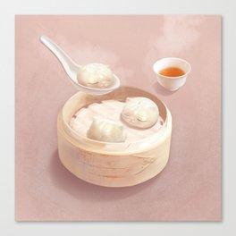 Bao Canvas Print