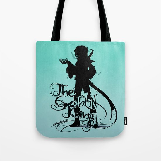 The Goblin King Tote Bag