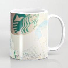 Manhattan and Starbucks Mug