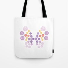 Vivillon Elegant Form Tote Bag