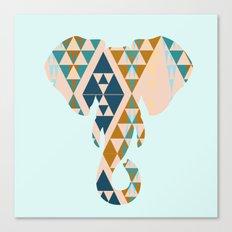 Gajraj - The Elephant Head Canvas Print