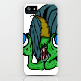 Slimerh! iPhone Case