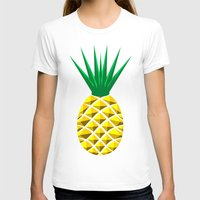 pineapple T-shirts featuring Pineapple by mailboxdisco