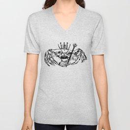 King Crab Unisex V-Neck
