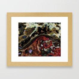 Boiling Point Framed Art Print