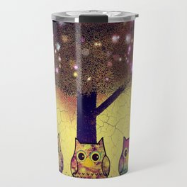 owl-212 Travel Mug