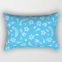 Macy - light blue Rectangular Pillow