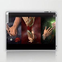 Dragon Age Romance Trilogy Laptop & iPad Skin