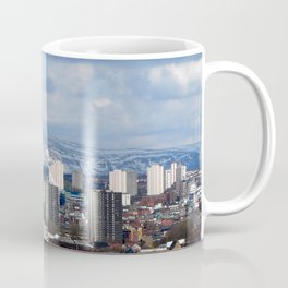 Glasgow and The  Campsie Fells Coffee Mug