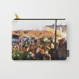 Tourists in Nyhavn Carry-All Pouch