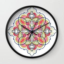 Segmentation #1 Wall Clock