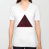 journey V-neck T-shirts featuring Journey by StevenARTify