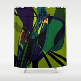 Alternative Realities Shower Curtain