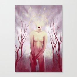 fear itself Canvas Print