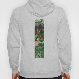 A Medieval Landscape Hoody