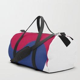 South Korea flag emblem Duffle Bag