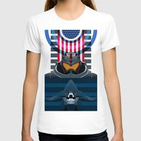 pacific rim T-shirts featuring Pacific Rim, Jaws edition by milanova