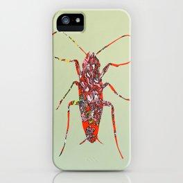 Hakkaroach I iPhone Case