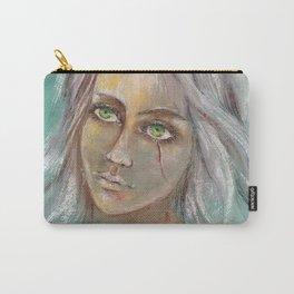 Fan art Witcher III - Cirilla Fiona Elen Riannon Carry-All Pouch