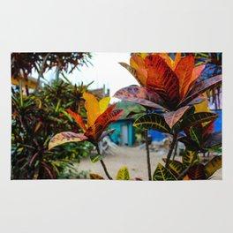 Dreamy Mexican Garden Rug