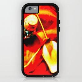 Plastic Flowers 2 iPhone Case