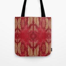 Watercolor Stripe Tote Bag