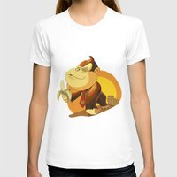 donkey kong T-shirts featuring Kong by Rod Perich
