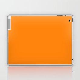 Turmeric Pantone fashion pure color trend Spring/Summer 2019 Laptop & iPad Skin