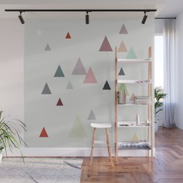 spring || in pastel colors Wall Mural