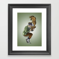 Cannes 2013 x Spielberg x ET (colors) Framed Art Print