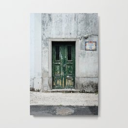 Door No 2 Metal Print