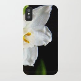 Paperwhites  iPhone Case