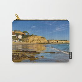 Olhos d'Agua in winter, Portugal, Carry-All Pouch