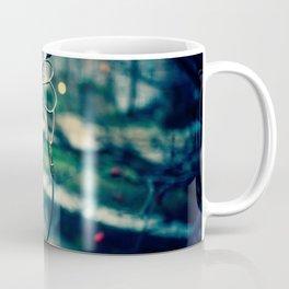 Rusted, busted Princess Coffee Mug