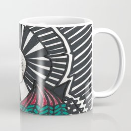 The punk rocker Coffee Mug