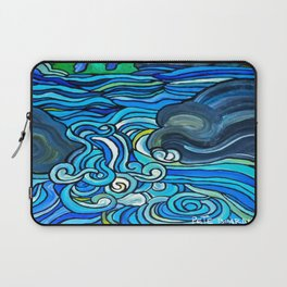 HIGH WATER Laptop Sleeve