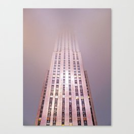 NYC - 30 Rockefeller Plaza Canvas Print