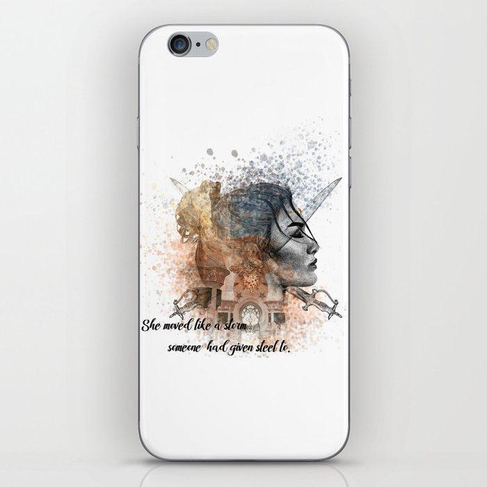 Rebel of the Sands (Shazad) iPhone Skin