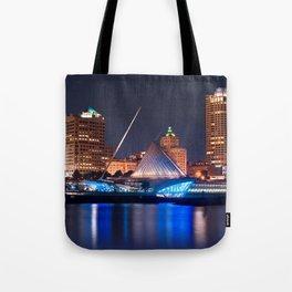 Milwaukee Art Museum Tote Bag