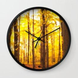 Fairyland Wall Clock